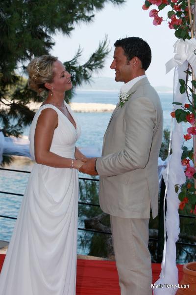 Wedding at the Paradise