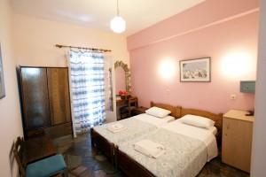 Paradise Twin Bedroom